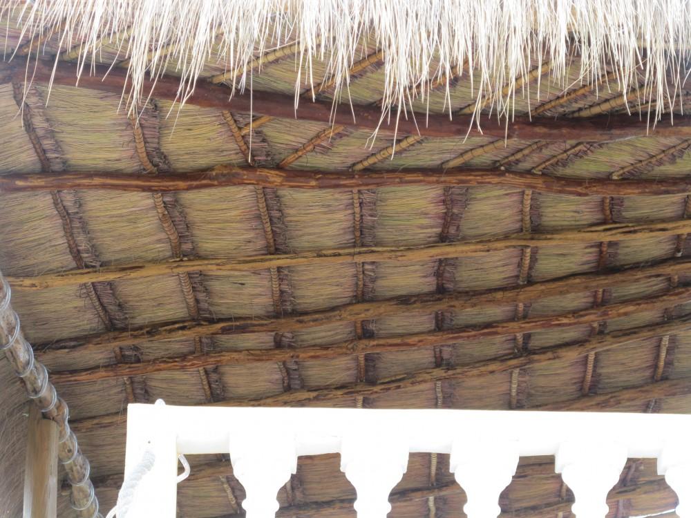 Roofs Of The Yucatan Aerocretos De Mexico